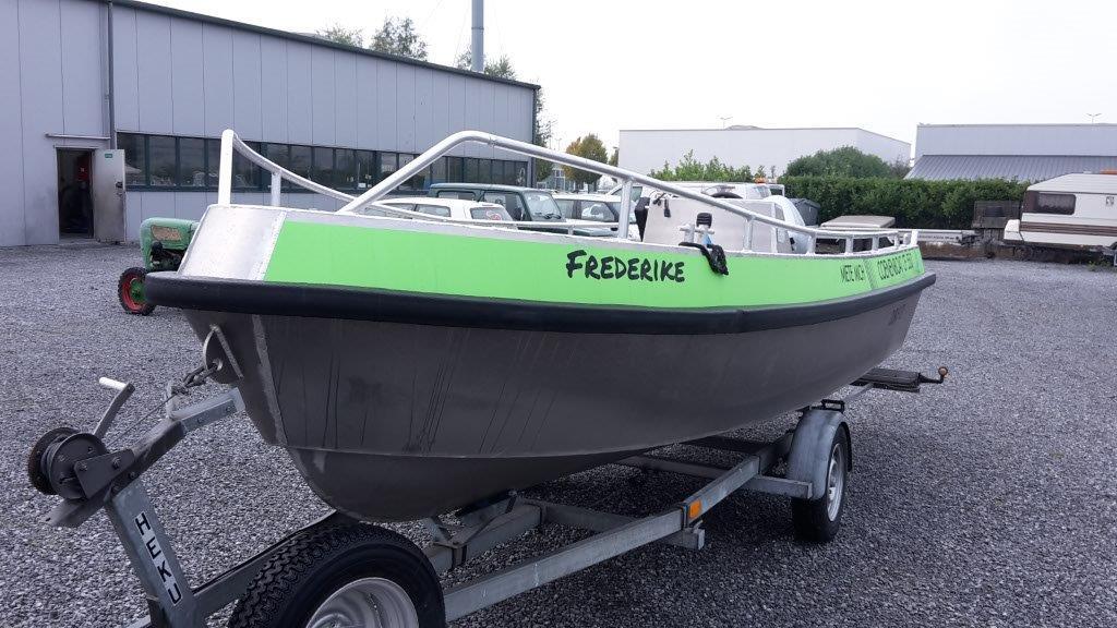 Coenenboat CF 550 komplett