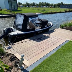 Motorboot Blue Craft 170D Baujahr Mitte 2020