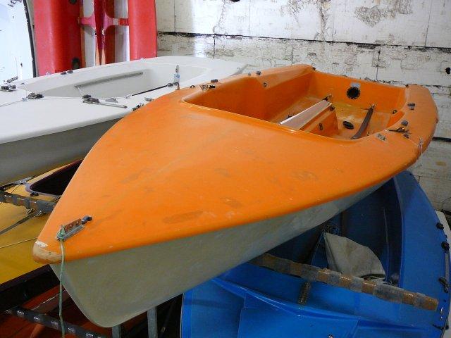 Segelboot KLEPPER TRAINER gebr. guter Zustand, optisch Note 3-