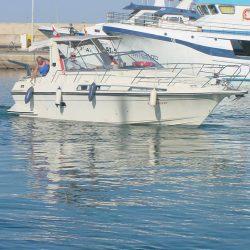 Motoryacht 2 x 130 PS Diesel