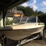 Glastron V174 Motorboot inkl. Trailer