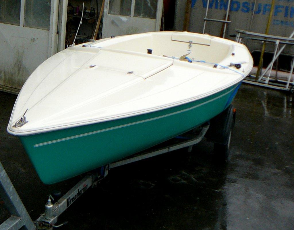 Segelboot 470 – GRUBEN Sprint-Family, gebr. sehr guter Zustand