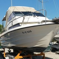 Motorboot DRACO 2500 TC - 2 x Mercruiser 3,0 TKS (neu 2011 bzw 2013)
