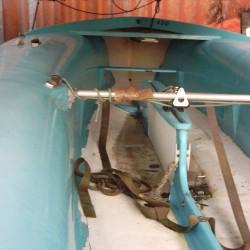 Segelboot 420 LANAVERRE Bj. 75 gebr. überholt, Zustand gut, optisch Note 3-