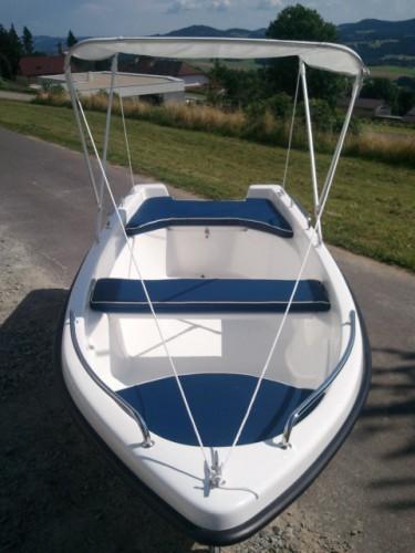 neues 390 cm angelboot ruderboot fischerboot boot. Black Bedroom Furniture Sets. Home Design Ideas