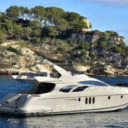 Motoryacht, Azimut 62 Fly, Azimut, Yacht