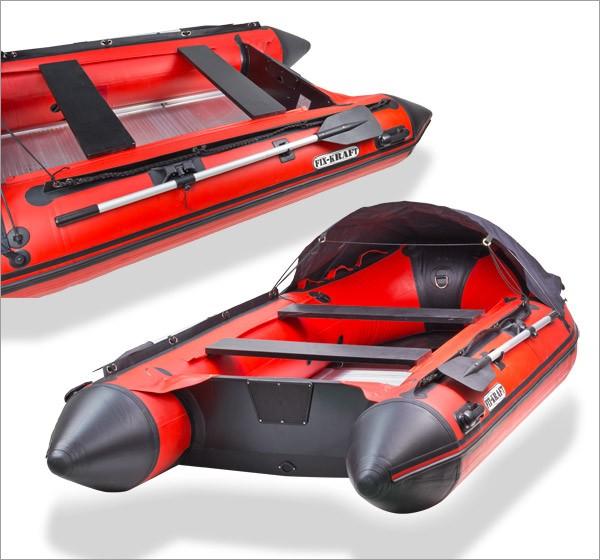 5 Pers Motorboot Schlauchboot 65 kg,330cm bis 15PS geeignet, ror oder blau