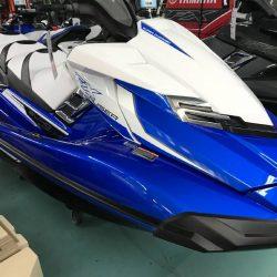2018 Yamaha WaveRunner FX Cruiser SVHO Jetski