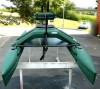 Water-Bike/Wasserfahrrad mit ARM-ACTION bis 22 km/h - Bild5