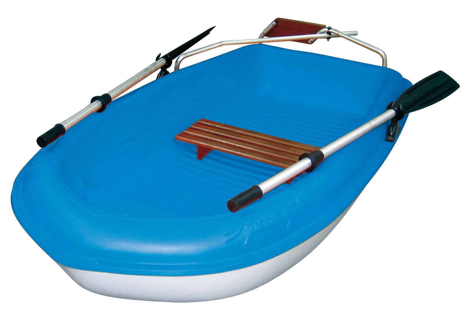 BIC Sportyak 213 Angelboot Ruderboot Boot Beiboot inkl. Ruder