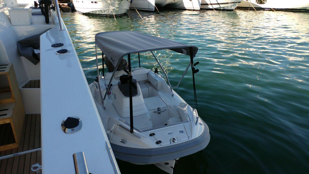 ZAR FORMENTI Boot Boat Tender ZF-0