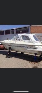 Motorboot Scand Dynamik
