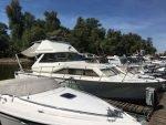 Verkaufe Motorboot Trojan 31
