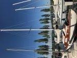 Segelkajütschiff mit Bodenseezulassung günstig abzugeben