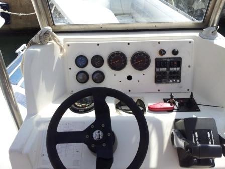 RIB Festrumpfschlauchboot auf Mallorca