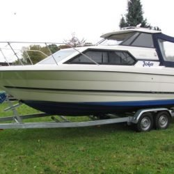 Bayliner  2452 Ciera Express incl.3,5t Trailer neu
