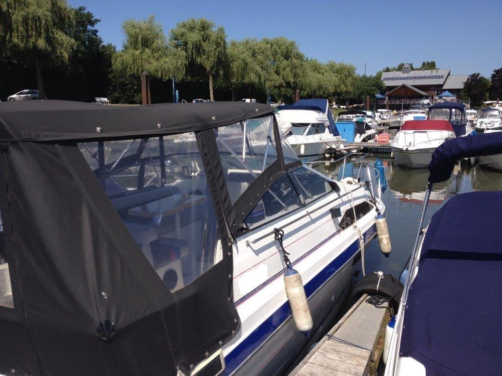Sehr wendiges und leicht zu Parkendes Einsteigerboot