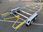 Bootstrailer Bootsanhänger mit EasySlip 2500kg NEU