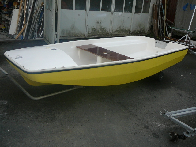 Segelboot MAYFLOWER, gebraucht, komplett überholt, guter Zustand