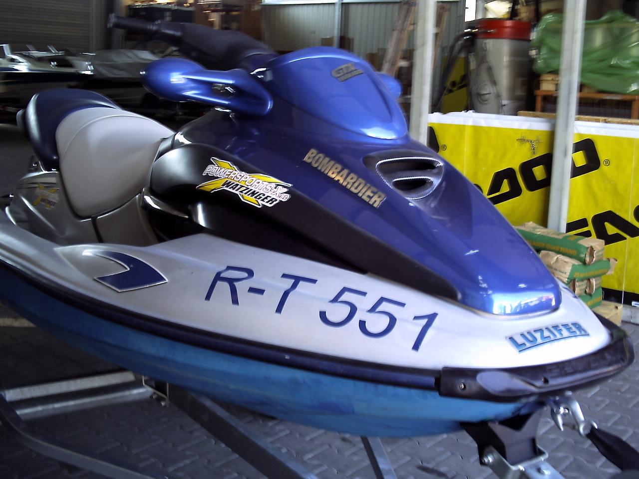 Jetboot GTX DI, Bj 2011, 88 Betriebsstunden