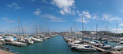 Bootsliegeplatz für Segelboot/ Katamaran in Italien