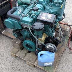 Motor Volvo Penta AQD-31 Pa, 150PS