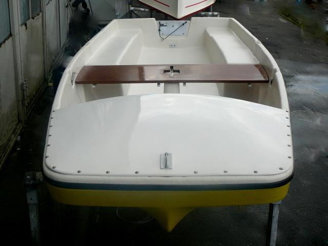 Segelboot WILDFLOWER, gebraucht, komplett überholt, guter Zustand