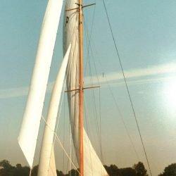 Klassische Segelyacht  45er Nationaler Kreuzer  'P' Holz/Stahl