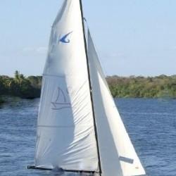 Segelboot GRUBEN STAR, komplett überholt, sehr guter Zustand