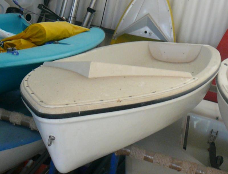 Segelboot SUNFLOWER gebr. kompl. überholt, guter Zustand