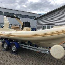 Festrumpfschlauchboot, Rib, Hypalon, Schlauchboot, Solemar