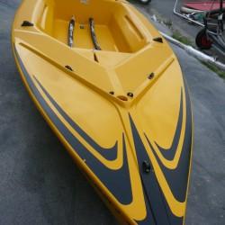 """Segelboot BWC MICRON 3, Lagerboot """"NEU"""" komplett segelfertig (REDUZIERT!)"""