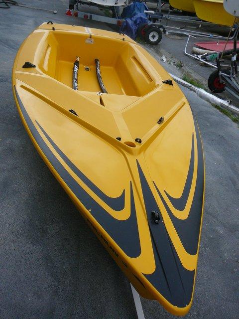 """Segelboot BWC MICRON 3, Lagerboot """"NEU"""" komplett segelfertig"""