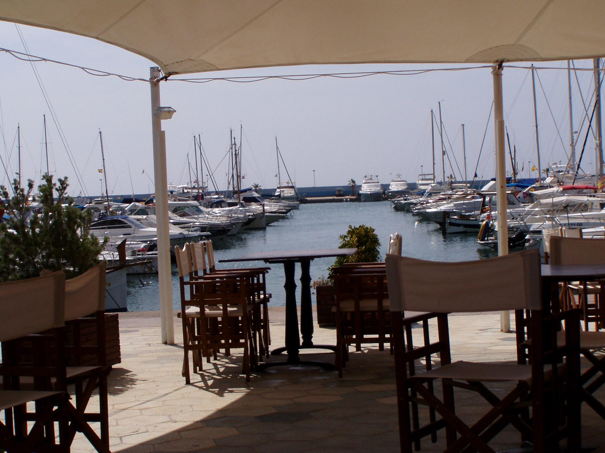 Liegeplatz Ibiza Spanien Balearen