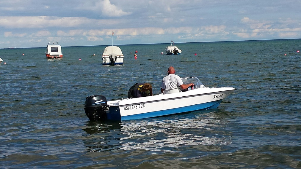 Motorboot  Gleiter Hille  Sportboot