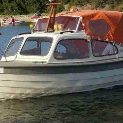 Tourenboot: Saga 20 Spitzgatter Verdränger