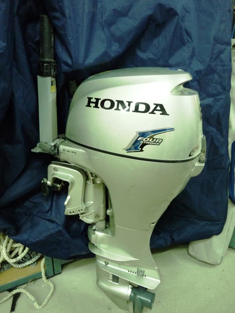 Top Aussenboarder von Honda 8 PS