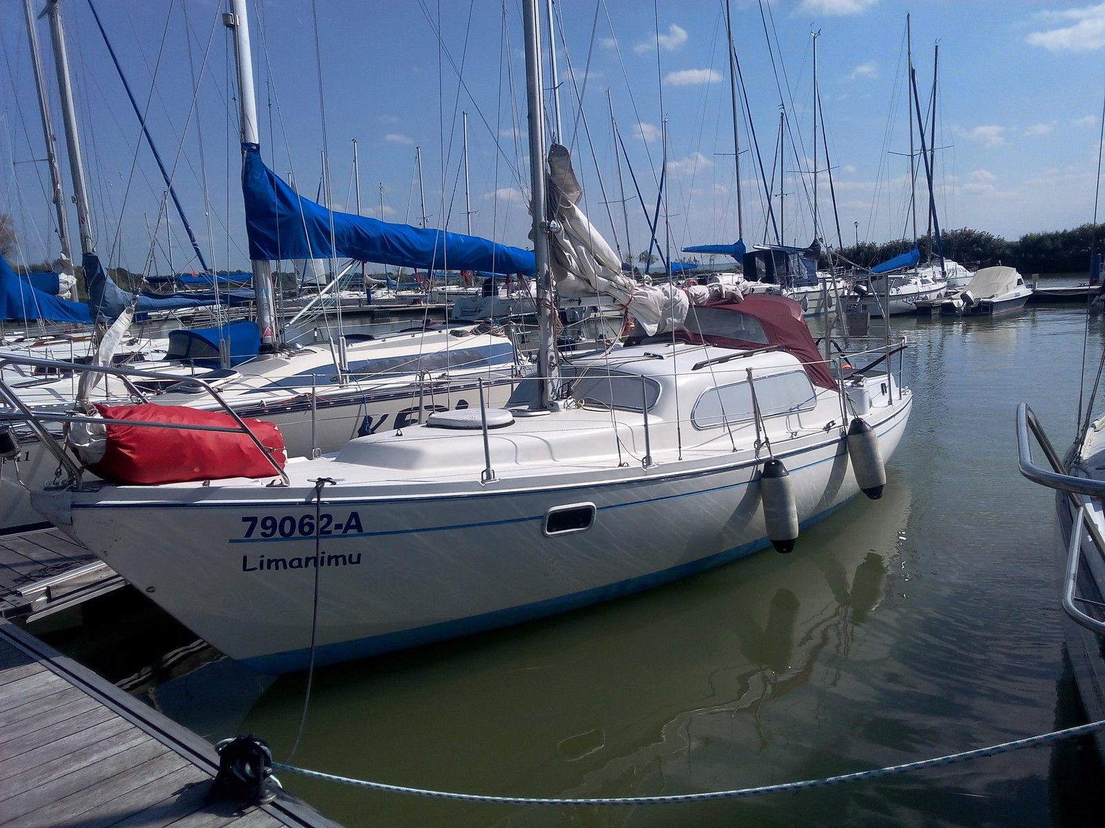 Gepflegtes Segelboot mit sehr guten Segeleigenschaften Dehler