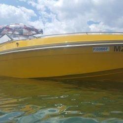 Sportboot MAVERICK GMC