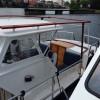 Kajütboot Stahlboot Motorboot Yacht Boot Diesel Motoryacht Schiff Kajüte - Bild5