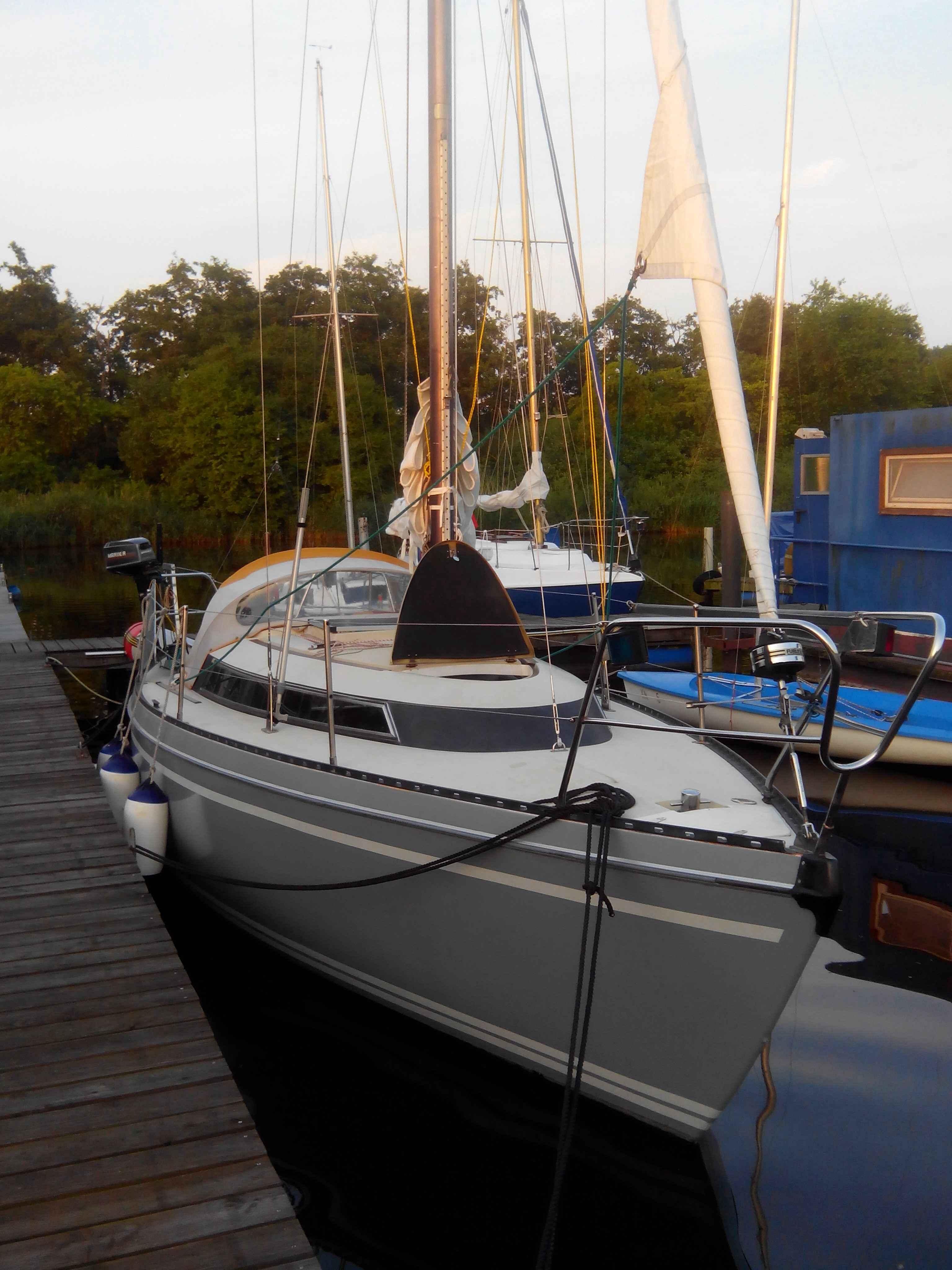 Segelboot Friendship 28 LP Wilhelmshaven (Nordsee/Jadebusen)