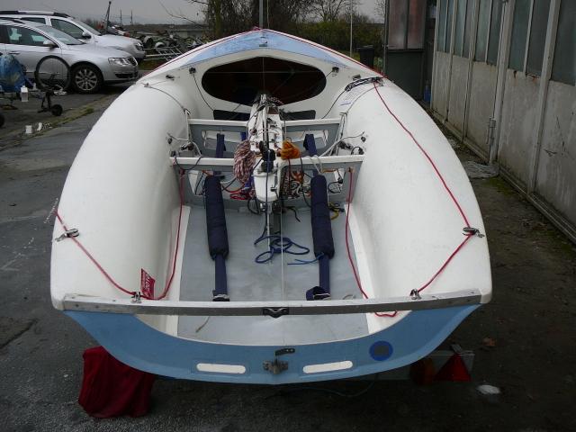 Segelboot 505 PARKER, gebr. optisch & technisch Top-Zustand (REDUZIERT!)