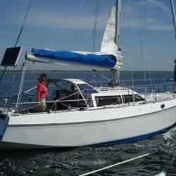 Segelyacht Reinke 10M