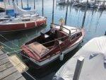 Motorboot am Überlinger See