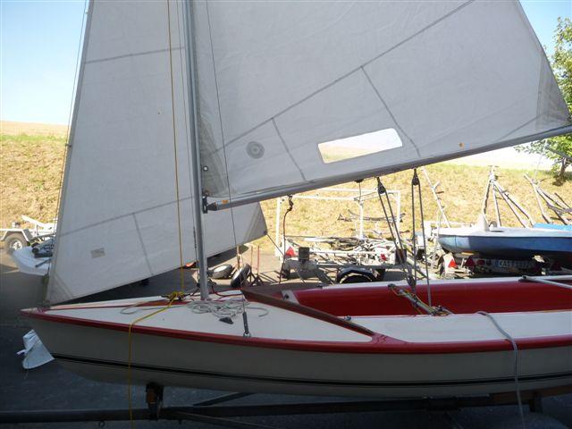 Segelboot CYCLONE Neuboot