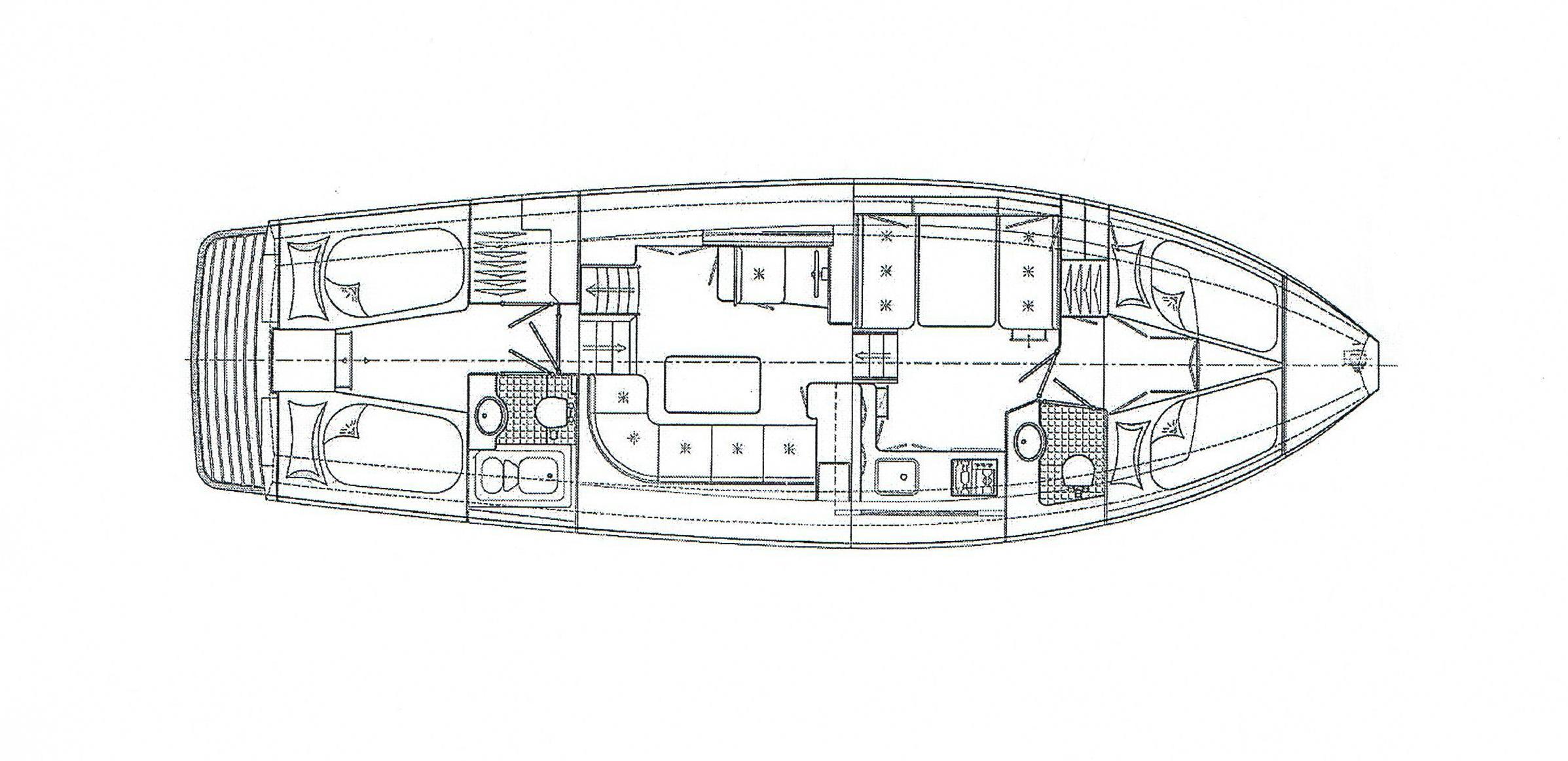 Motoryacht LINSSEN CLASSIC STURDY 400 AC ROYAL