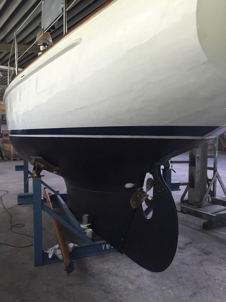 Segelboot Segelyacht Trintella