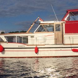 Motorboot, Yacht, Familienboot sofort einsetzbar,top geplegt