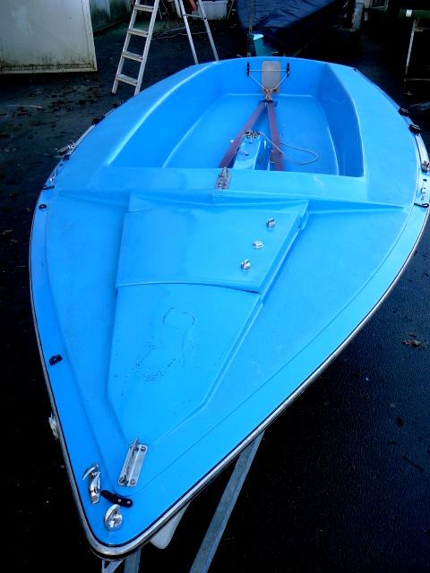 Segelboot ACHAT gebr. komplett überholt guter Zust.