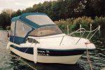 Darmar 460 Kajütboot 50PS Suzuki Außenborder Motor Sportboot Motorboot Boot Trailer Gleiter